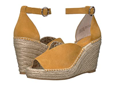 Seychelles Collectibles (Mustard Suede) Women