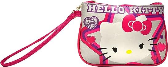 Wristlet - Hello Kitty - Wallet Clutch with Wristlet