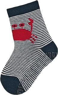Sterntaler Baby - Jungen Fli SUN Krabbe Socken, per pack Blau Marine 300, Herstellergröße: