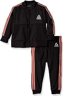 Reebok Baby Boys 2 Piece Athletic Track Suit Set