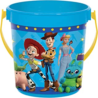 Toy Story 4 Plastic Favor Container 1 ct.