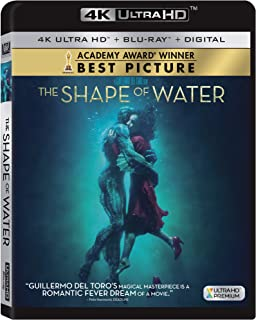 The Shape Of Water [4K UltraHD / Blu-ray]