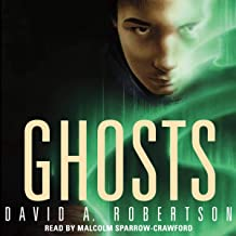 Ghosts: The Reckoner, Book 3