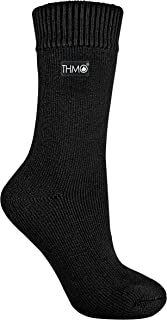 1 Pair Womens Thick Winter Warm Soft Top Thermal Socks for Cold Weather