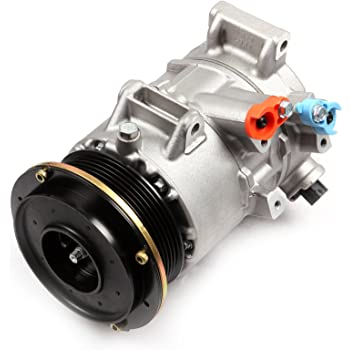 DOES NOT FIT 2009 Toyota Camry Models RYC Remanufactured AC Compressor and A//C Clutch IG386