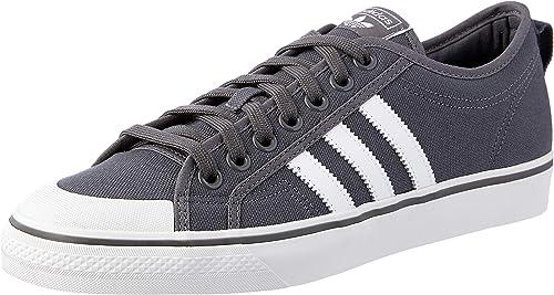 adidas Originals Baskets Nizza Gris Homme : Amazon.fr: Chaussures ...
