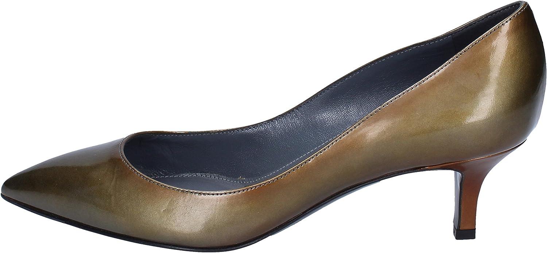 SERGIO ROSSI Pump Pump Pump -skor kvinnor grön  erbjuder butik