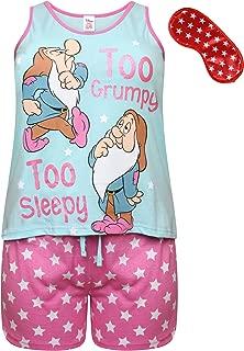 I-Smalls Femmes Sans Manches Ultra Doux Coton Uni Moderne pyjama chemise de nuit