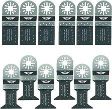 Milwaukee Worx Makita Ryobi multitalent 12/x topstools unk12bmx Lames bi-m/étal pour Bosch Fein Multimaster Hitachi ergotools workzone Outil multi outil accessoires Parkside Einhell