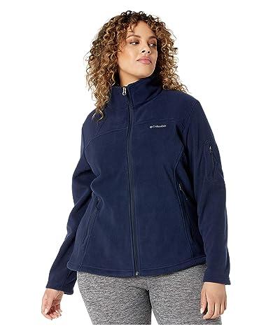 Columbia Plus Size Fast Trektm II Jacket (Dark Nocturnal) Women