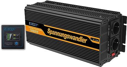 Mejor Transformador 12v A 220v 3000w