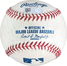 Anthony Rendon Washington Nationals Game-Used RBI Double Baseball vs. Chicago Cubs on September 8, 2018 - Fanatics Authentic Certified