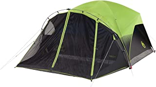 Coleman Carlsbad Fast Pitch 6-Person Dome Tent with Screen R