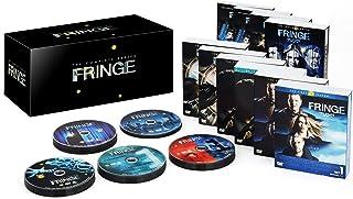 FRINGE/フリンジ 〈シーズン1-5〉 コンプリートDVD BOX Soft Shell(初回限定生産/50枚組)