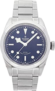 Black Bay Heritage Mechanical (Automatic) Blue Dial Mens Watch 79540 (Certified Pre-Owned)