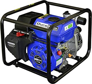 DuroMax XP650WP 3-Inch Intake 7 HP OHV 4-Cycle 220-Gallon-Per-Minute Gas-Powered Portable Water Pump