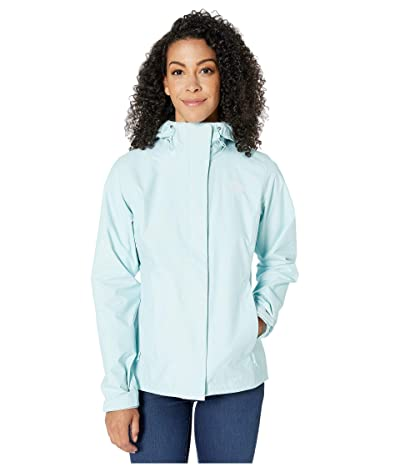 The North Face Venture 2 Jacket (Windmill Blue Heather) Women