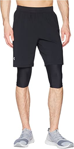Under Armour - Launch SW Long Shorts