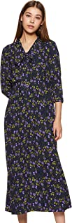 Amazon Brand - Eden & Ivy Polyester Fit and Flare Dress