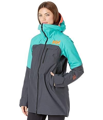 Helly Hansen Whitewall Lifaloft Jacket (Slate) Women