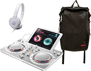 Pioneer dj DDJ-WEGO4 DJコントローラー ヘッドホン DJバック DJセット iPhone iPad 対応 ddj pcdj