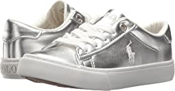 Silver Metallic/White Pony Player