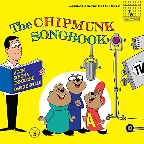 The Chipmunk Songbook de Alvin And The Chipmunks sur