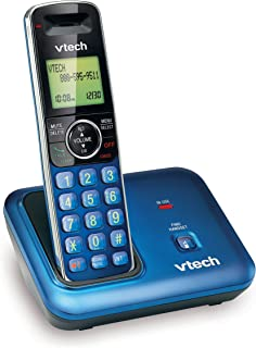 VTech -Cordless Phone with Caller ID, Expandable up to 5 Handsets, Wall-Mountable