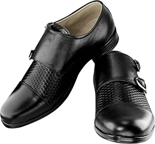 Tapps Men's Genuine Leather Formal Shoes(Brock) Lace Up