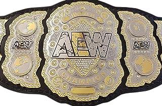 AEW World Heavyweight Championship Belt Dual Plated