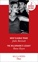 Most Eligible Texan: Most Eligible Texan/the Billionaire's Legacy