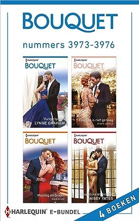 Bouquet e-bundel nummers 3973 - 3976