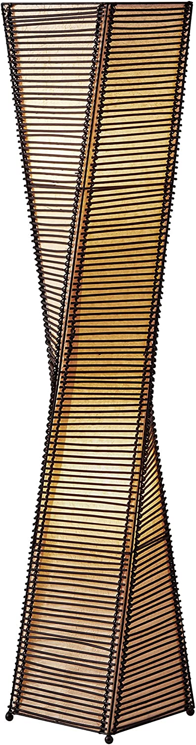 Adesso Home 4046-01 Transitional low-pricing Two Stix Light from Floor NEW before selling Lamp