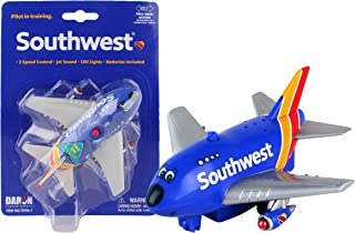 Daron Southwest Pullback Plane with Light and Sound Spirit Colors