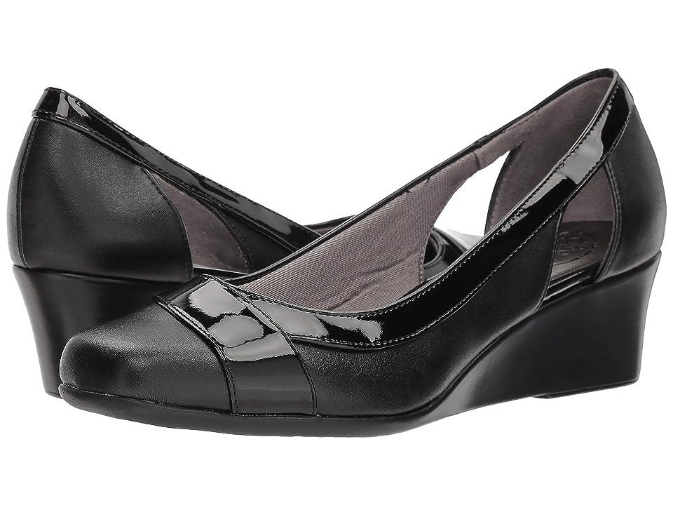 LifeStride Grandeur (Black) Women's Shoes
