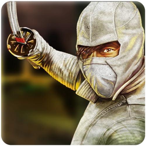 Super-herói-o guerreiro ninja: modos de batalha assustador de luta de sombra