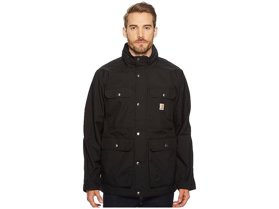 Carhartt Utility Coat (Black) Men's Coat