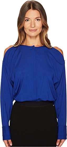 ESCADA Sport - Naly Cold Shoulder Long Sleeve Top
