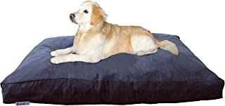 Dogbed4less Memory Waterproof Washable Espresso