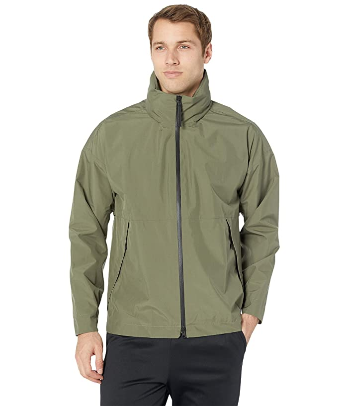 adidas Outdoor Urban Climaproof Jacket (Raw Khaki) Men