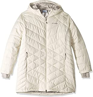 Columbia Women's Heavenly Plus Size Long Hooded Jacket