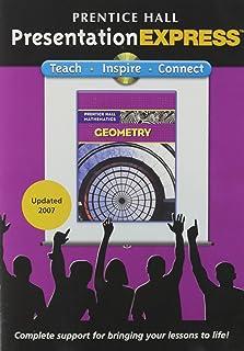 PRENTICE HALL MATH 2007 PRESENTATION EXPRESS CD GEOMETRY (Prentice Hall Mathematics)