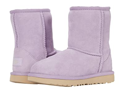 UGG Kids Classic II (Toddler/Little Kid) (Lilac Frost) Girls Shoes