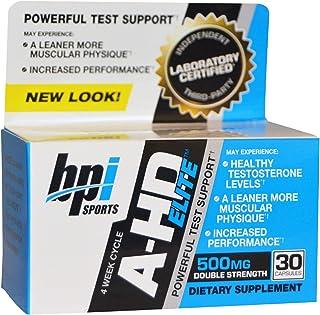 BPI Sports, A-HD Elite, 500 mg, 30 Capsules - 2pc