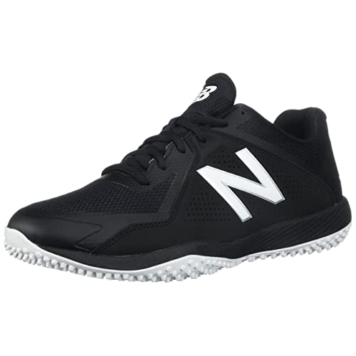 New Balance Mens T4040v4 Turf Baseball Shoe