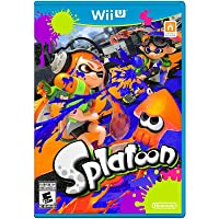 Deals on Splatoon Wii U Pre-Owned