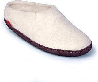 betterfelt Felted Wool Slippers for Women and Men - Hide or Rubber Sole - Fairtrade Classic Slipper