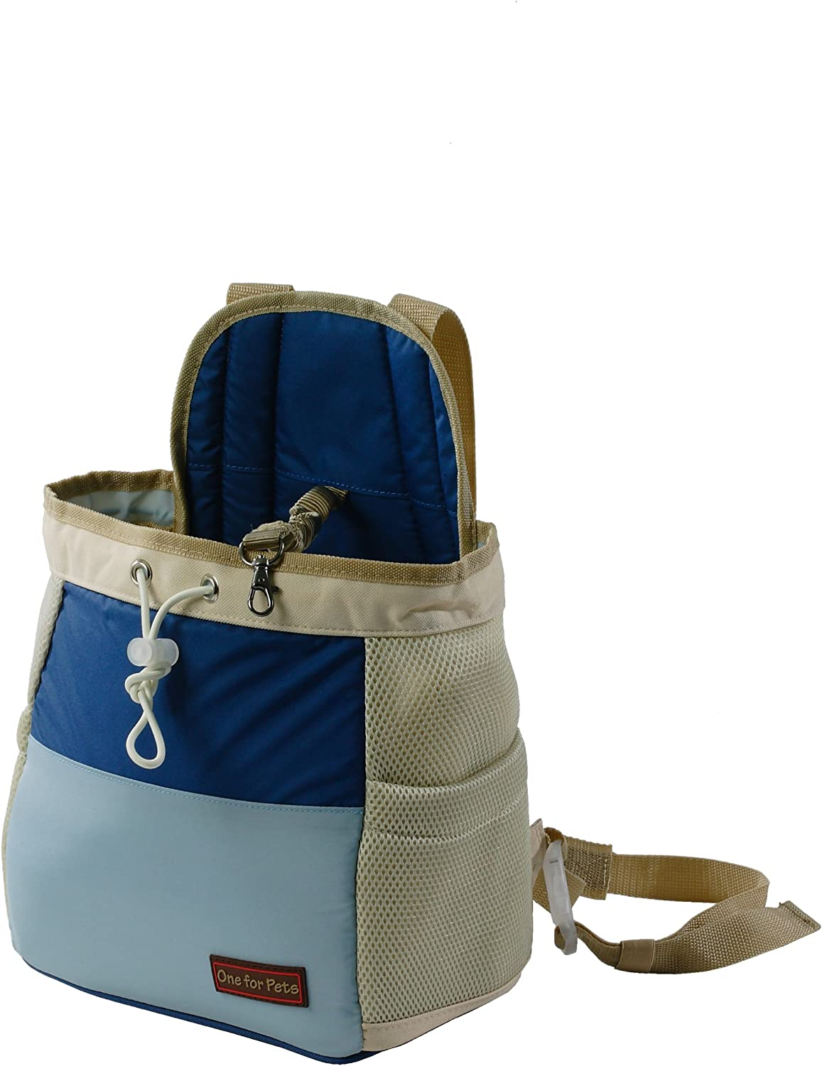 One for Pets 2150bluee The Front Carrier, bluee
