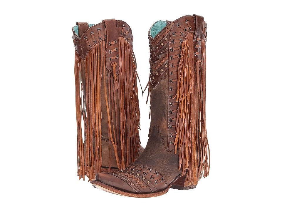 Corral Boots C2986 (Brown/Tan) Women