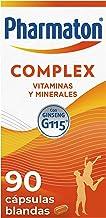 Mejor Pharmaton Complex Con Ginseng Precio